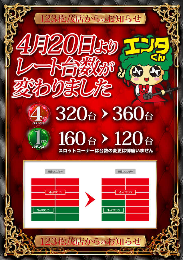 123松茂店(リニューアル)