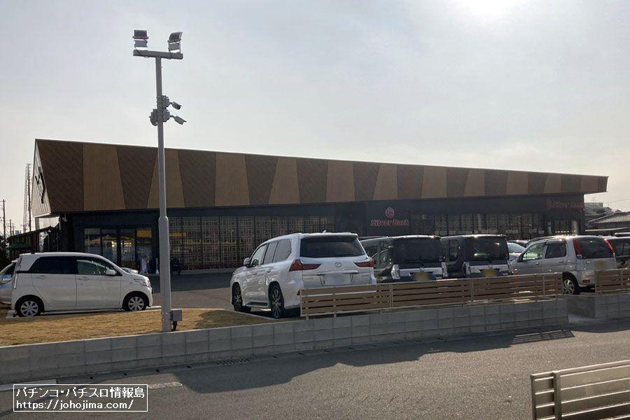 受動喫煙やコロナ対策を想定して設計した新築パチンコ店 『シルバーバック近見店』がグランドオープン