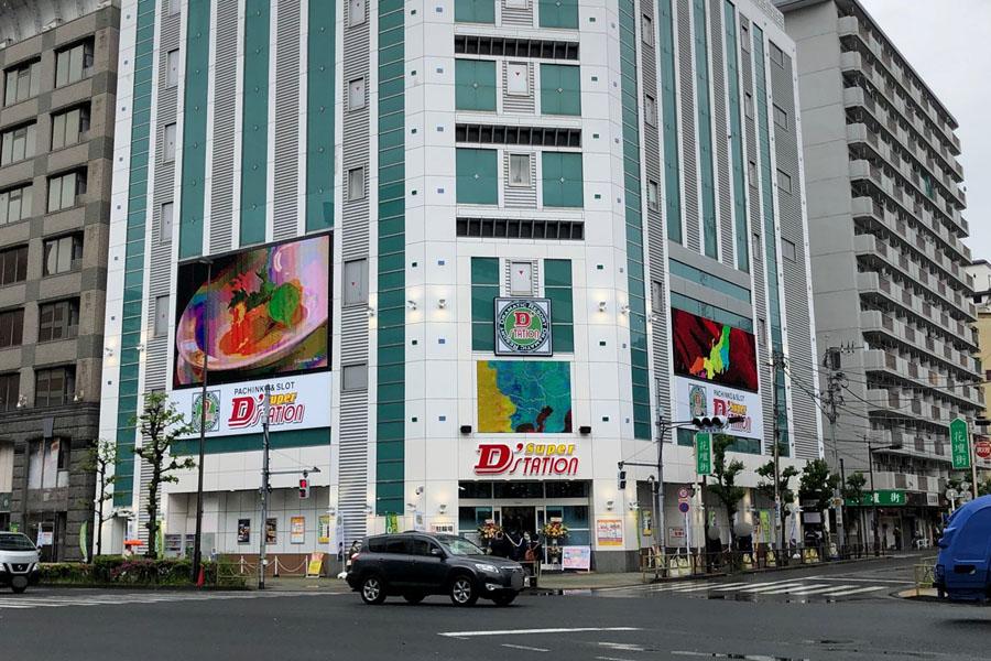 設置台数1000台の『Super D'station錦糸町店』、緊急事態宣言下で粛々とグランドオープン